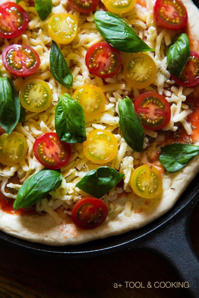 薪ストーブピザの作り方