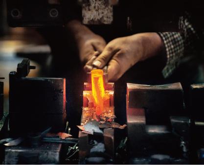 ハンドクラフトの薪割り斧 wetterlings
