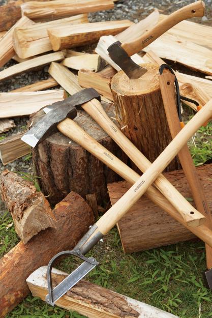 薪割り斧 種類 wetterlings