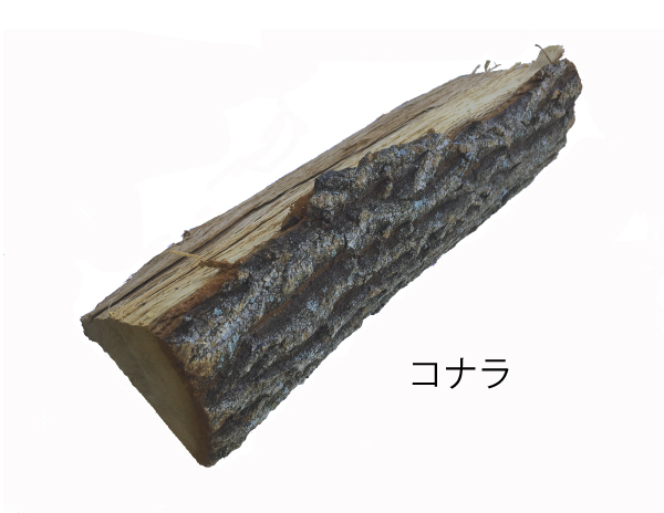 コナラの薪